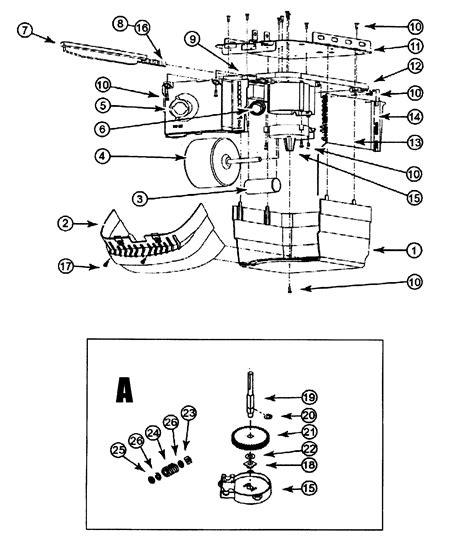 Genie Garage Door Opener Diagram 32 Wiring Diagram Genie Garage Door Opener Model H6000a