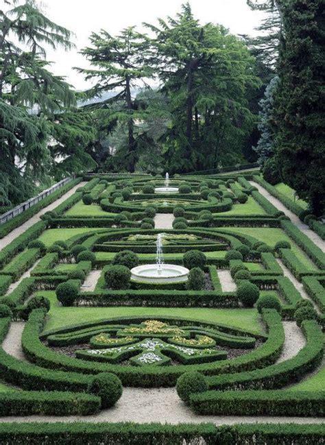 vatikan garten vatican gardens gardens of italy tuinen