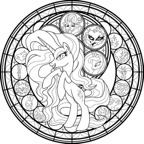 moon rock coloring page my little pony friendship is magic images my little pony