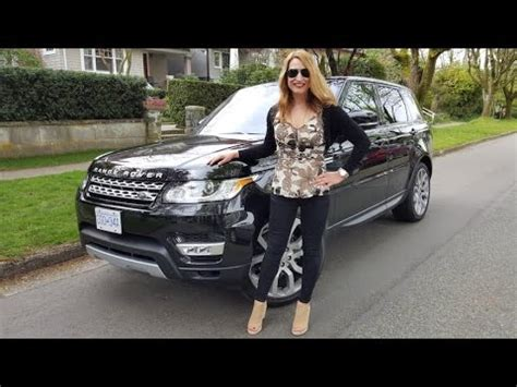 range rover sport review the boss likes it!! youtube