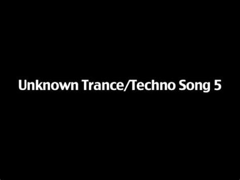 unknown music unknown trance techno song 5 super speeders 3 on the