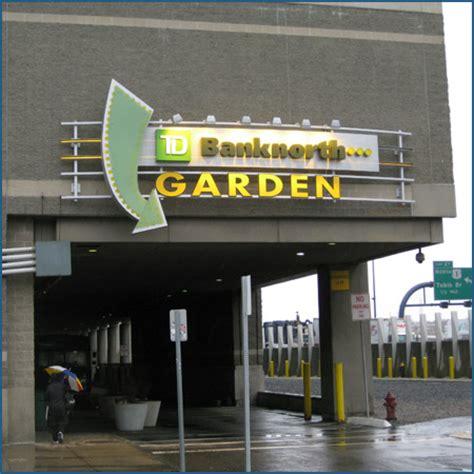Parking Near Td Garden Boston by Boston Station Ma Bon Great American Stations