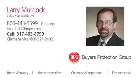 bpg warranty business card murdock v1 1