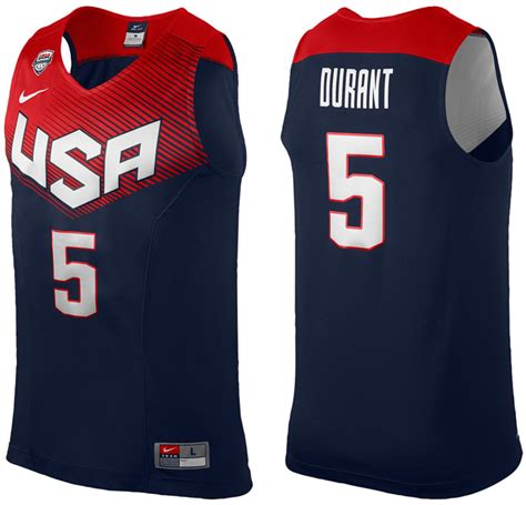 jersey design in usa nike kevin durant usa basketball jersey sportfits com