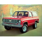 1977–78 Chevrolet K5 Blazer 1976–78