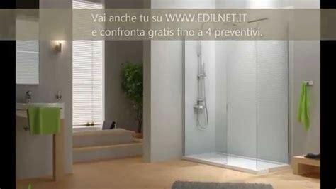 prezzo sostituzione vasca con doccia costo sostituzione vasca con doccia edilnet it prezzi