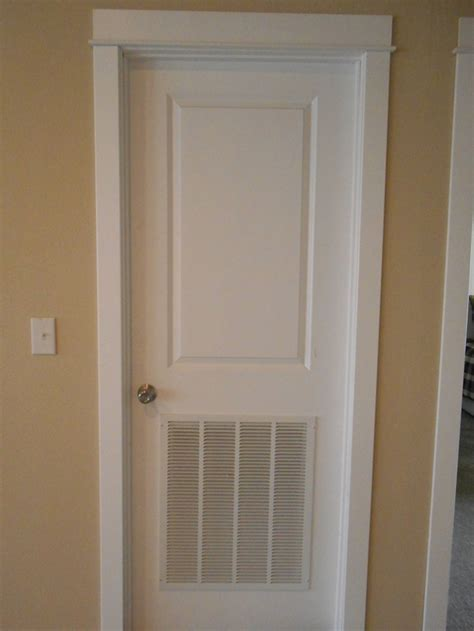 Interior Doors With Ventilation by Door Vents 700tl Flush Mounted Louver For Transoms Quot Quot Sc