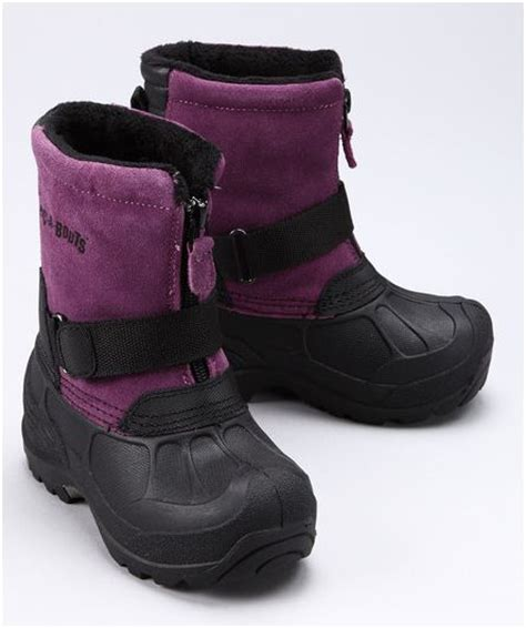snow boots shoe deals zulily mommysavers