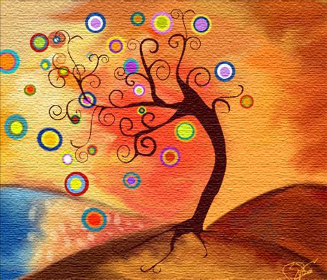 imagenes arte abstracto organico la pintura abstracta