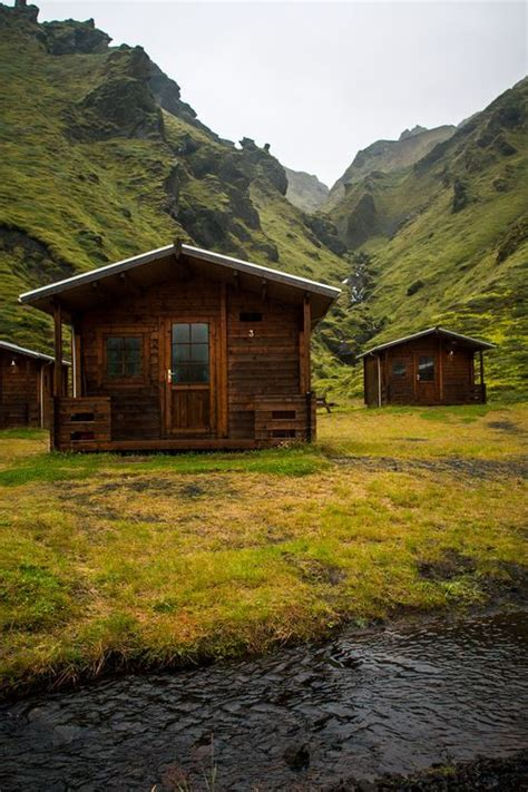 icelandair cabin mountain cabins iceland tiny houses jazzy cottages