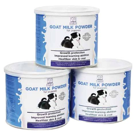 goat milk for puppies parie goat milk powder for puppies pr pets sdn bhd