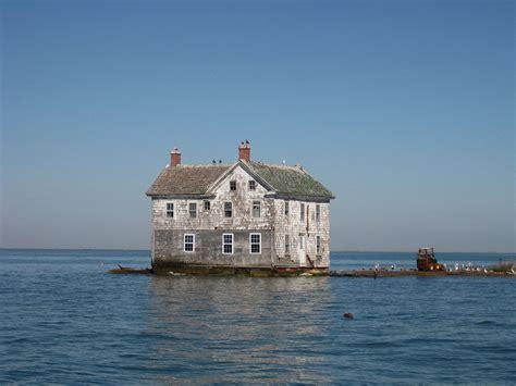 The House On The Island island