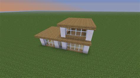 aneka macam rumah rumah minecraft simple