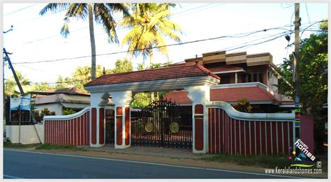 house gates design elegant house gates design keralareal estate kerala free classifieds