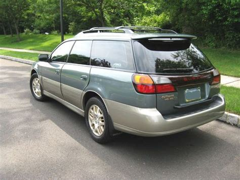 how it works cars 2001 subaru outback electronic toll collection buy used subaru outback wagon ll bean 2001 nav leather low miles awd automatic in