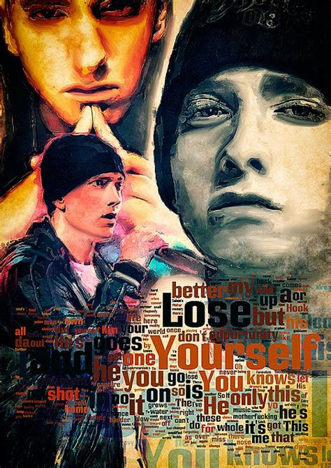 printable rap poster 444 best eminem lyrical genius images on pinterest