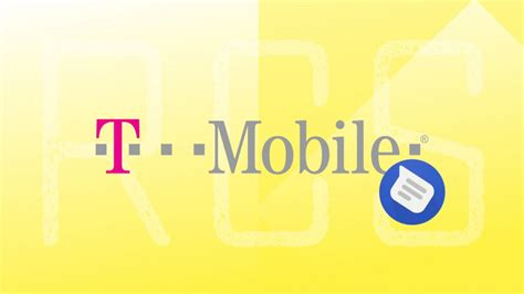 rcs mobile reports of t mobile rolling out rcs support in