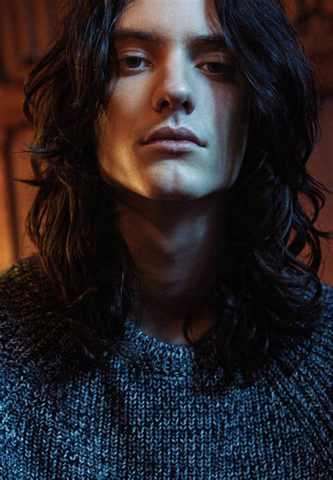 models with hair gabriel marques for felix fall winter 2016
