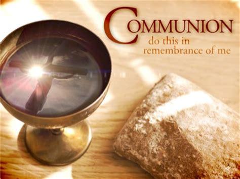 communion service script ann m. wolf