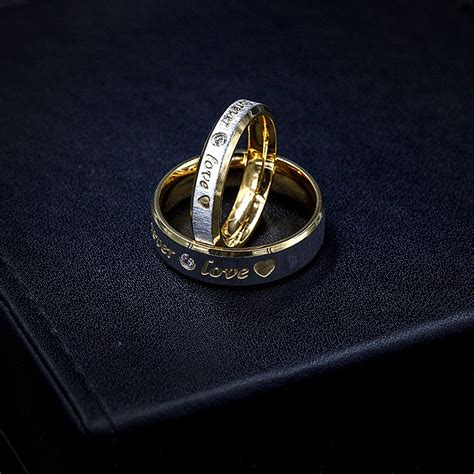 forever simple gold ring designs for stainless