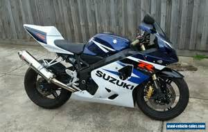 Suzuki 750 Gsxr For Sale Used Suzuki Gsxr 750 K4 2004 Gsx R For Sale In Australia