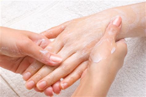 diy moisturizing mask great for at home manicures