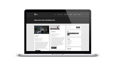 theme wordpress nova nova free wordpress theme for a personal blogging and