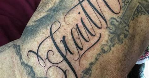 atown tattoo quot faith quot a scar