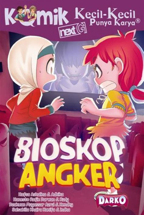 Komik Kkpk Next G No New bukukita komik kkpk next g bioskop angker fresh stock