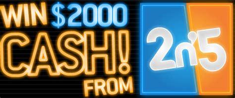 Nz Competitions Win Money - 2n5 co nz win 2000 cash gimme co nz