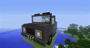 Minecraft build jeep jeep safari car bc gb