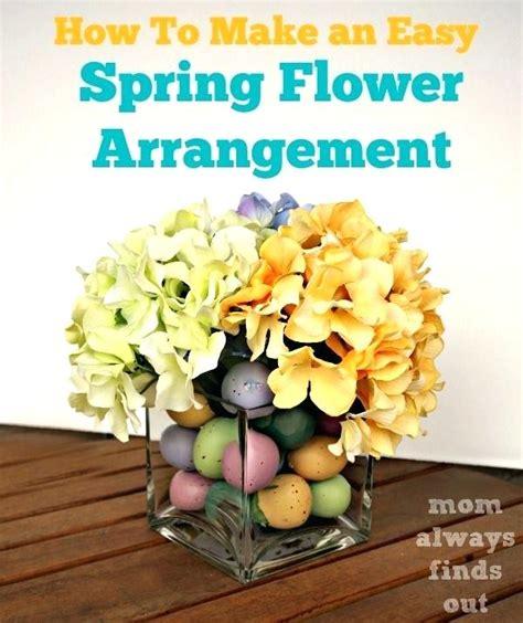 Easter Arrangements by Easter Flower Arrangements To Make Eatatjacknjills