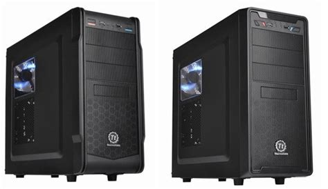 Thermaltake Versa G2 Casing ixbt labs thermaltake versa g1 and g2 entry level cases