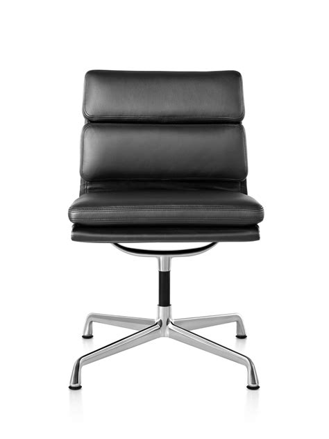 Eames Soft Pad Chair by Eames Soft Pad Side Chair Herman Miller