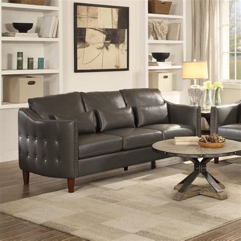 atlanta bedding and furniture marietta coaster braxten sofa with transitional style dream home