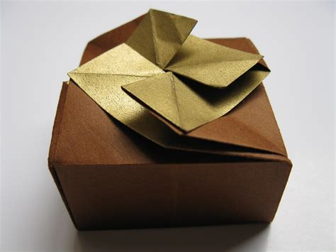 Robin Glynn Origami - modified robin glynn s gift box my friend elizabeth
