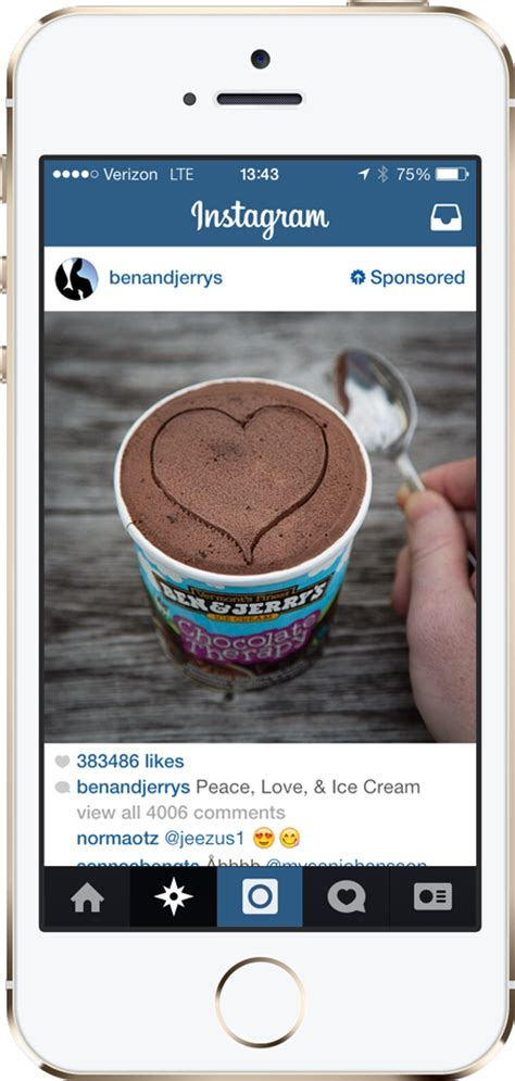 A Place Instagram Steps Up Advertising On Instagram