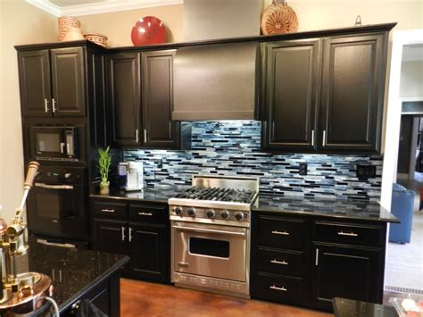 painting unfinished kitchen cabinets painting unfinished oak cabinets black memsaheb net