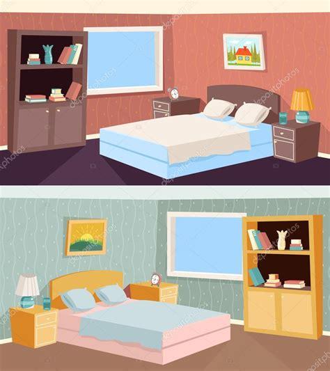 schlafzimmer clipart dessin anim 233 chambre appartement salon int 233 rieur maison