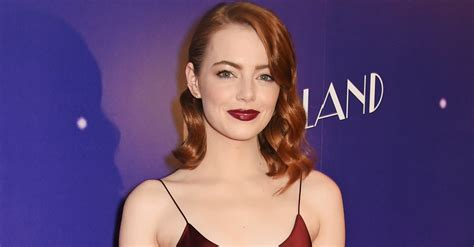 emma stone voice type emma stone on high school dropouts and nerves facing the press