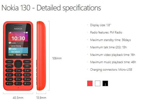 Nokia 3 New Android Original Garansi Resmi Tam brand new nokia 130 garansi resmi nokia indonesia dual
