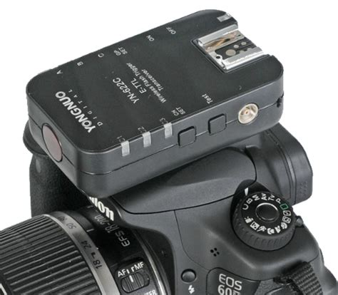 Yongnuo Yn 622c yongnuo unveil yn 622 e ttl transceiver pixel king copy