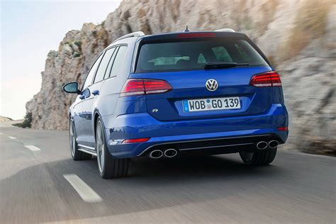 2018 golf r price 2018 volkswagen golf r 7 5 hatch and wagon prices revealed