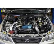 Lexus IS300 2JZGTE VVTI Twin Turbo Automatic Swap  DRAG