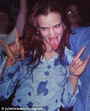 juliette lewis compares herself to miley cyrus as she