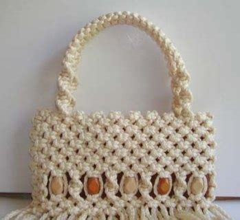 Macrame Bags Tutorials - macrame purse tutorial macrame