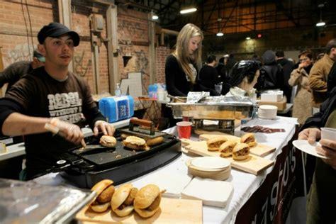 Rebel Without A Kitchen Toronto Underground Market November Installment