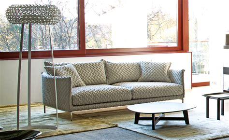Moroso Gentry Sofa by Gentry 90 Settee Hivemodern