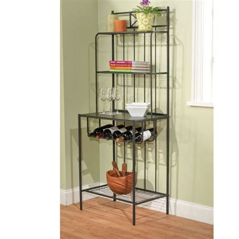 metal and wood bakers rack 15 excellent metal and wood bakers rack ideas furniture design ideas