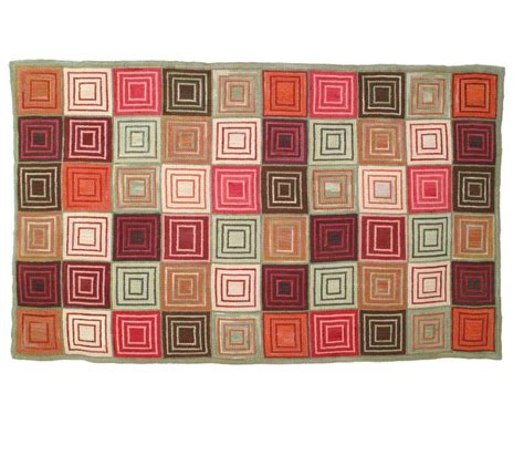 quilt rug country quilt accent rug farmhouse and cottage
